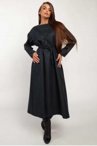 Платье «Аглая» цвета бирюзы