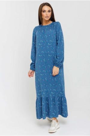 Сукня «Данія» кольору джинс