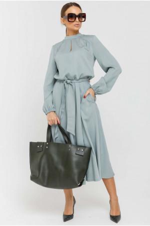 Платье «Белинда» цвета бриз