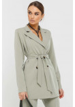 Піджак «Скарлетт» оливкового кольору
