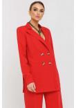 Піджак «Скарлетт» червоного кольору