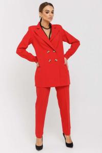 Костюм «Скарлетт-classic» червоного кольору