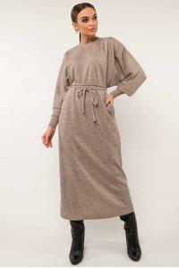 Сукня «Клер» бежевого кольору