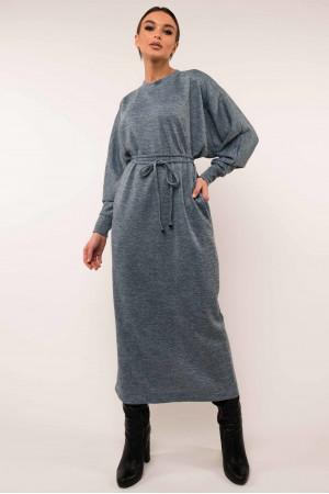 Сукня «Клер» блакитного кольору