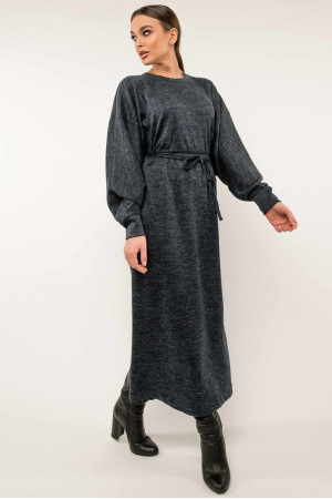 Сукня «Клер» темно-синього кольору