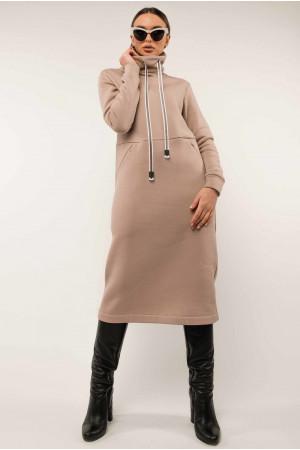Сукня «Катаріна» бежевого кольору