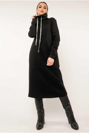 Платье «Катарина» черного цвета