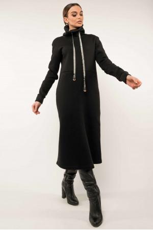 Сукня «Катаріна» чорного кольору