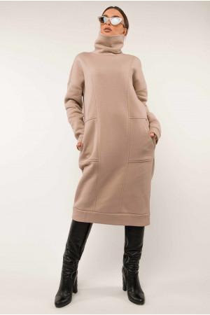Сукня «Беверлі» бежевого кольору