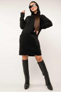 Сукня «Тайлер» чорного кольору
