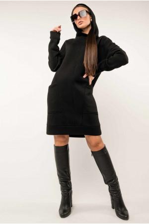 Платье «Тайлер» черного цвета