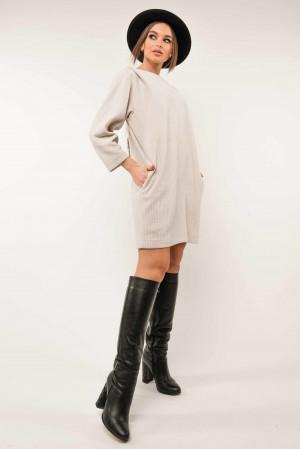 Сукня «Сабіна» молочного кольору