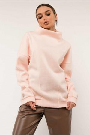 Світшот «Ханна» рожевого кольору