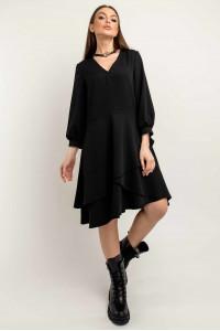 Сукня «Алія» чорного кольору