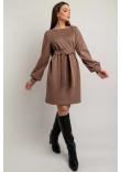 Сукня «Регіна» кольору капучино