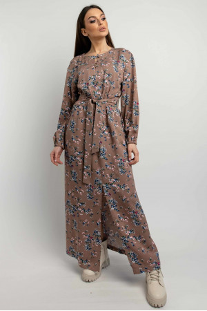 Сукня «Медіна» кольору капучино