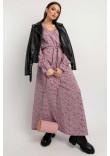 Сукня «Ліна» бузкового кольору