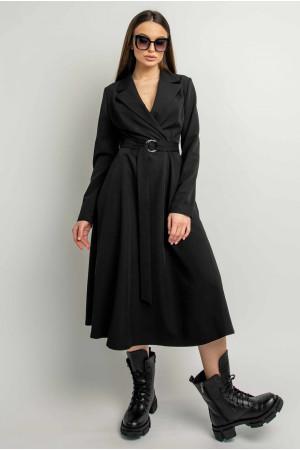 Платье «Софи» черного цвета