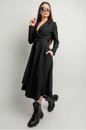 Сукня «Софі» чорного кольору