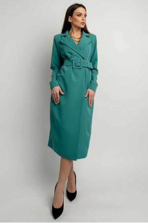 Сукня-піджак «Ірма» кольору бриз