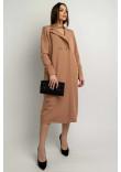 Сукня-піджак «Ірма» кольору кемел