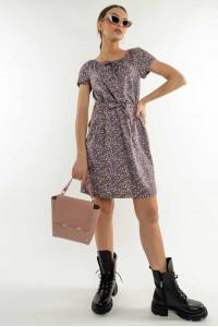 Сукня «Кіра» лілового кольору