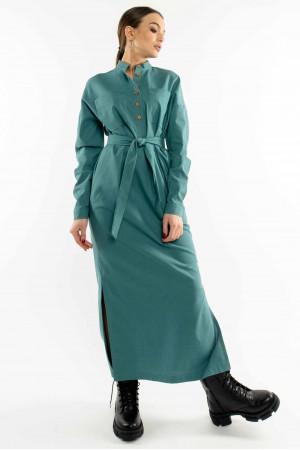 Платье «Олли» цвета бриз