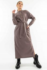 Платье «Олли» лавандового цвета