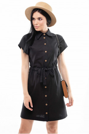 Сукня «Дорін» чорного кольору