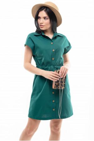 Сукня «Дорін» смарагдового кольору