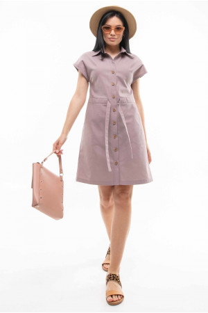 Сукня «Дорін» лілового кольору