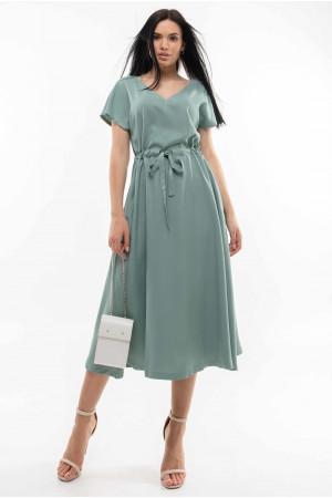 Сукня «Джослін» оливкового кольору