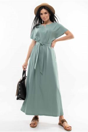 Сукня «Хенні» оливкового кольору