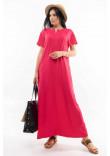 Сукня «Хенні» малинового кольору