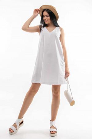 Сарафан «Леслі» білого кольору
