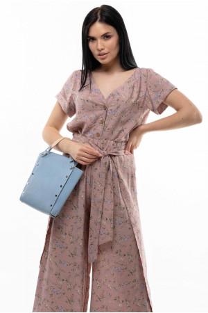 Блуза «Бетті» кольору капучино