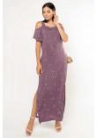 Сукня «Летиція» фіолетового кольору