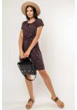 Сукня «Кіра» чорного кольору