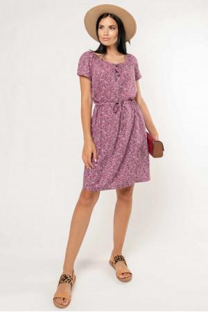 Сукня «Кіра» бузкового кольору