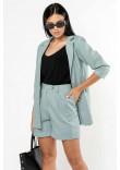 Піджак «Кріспі-льон» сіро-блакитного кольору