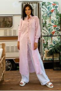 Костюм «Шеріті-Шер-льон» рожевий-білий