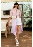 Костюм «Шеріті-Кріспі-льон» рожевий-білий