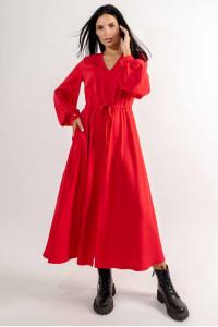 Сукня «Нессі» червоного кольору