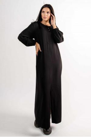 Сукня «Медіна» чорного кольору