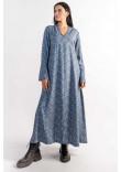Сукня «Інгрід» блакитного кольору