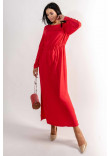 Сукня «Аделія» червоного кольору