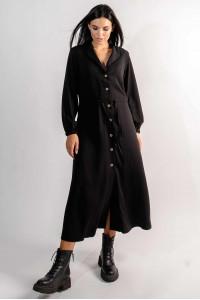 Сукня «Марві» чорного кольору