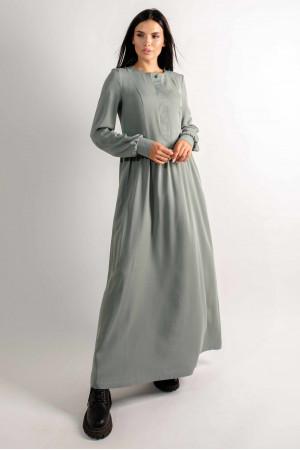 Сукня «Джудіт» оливкового кольору