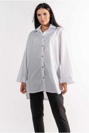 Рубашка «Рейчел» белого цвета