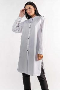 Рубашка «Анила» белого цвета